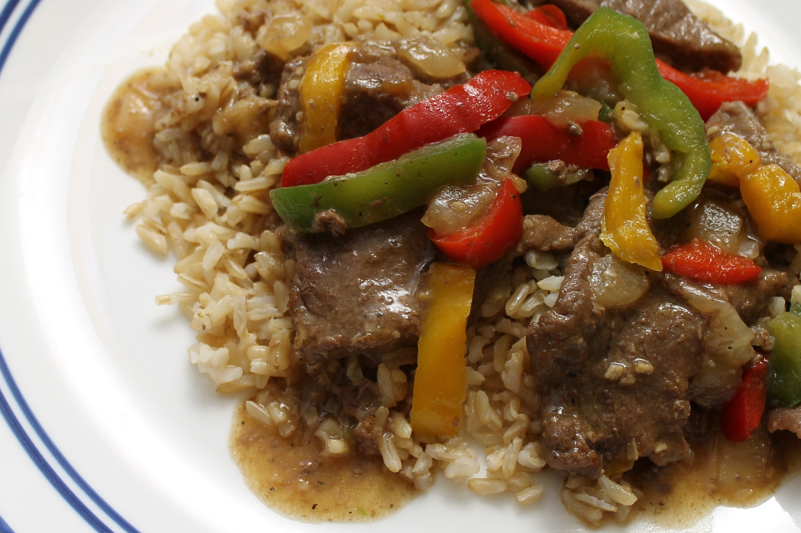Pepper Steak | foreverfeeding