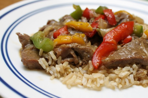 Pepper Steak 2