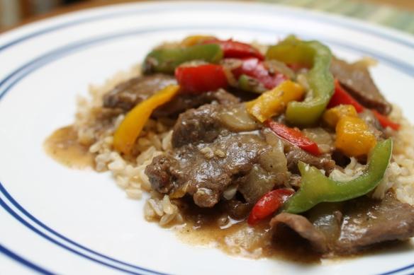 Pepper Steak | foreverfeeding
