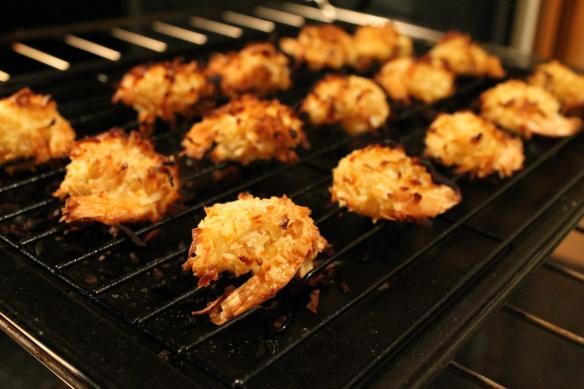 Crispy Baked Coconut Shrimp   foreverfeeding