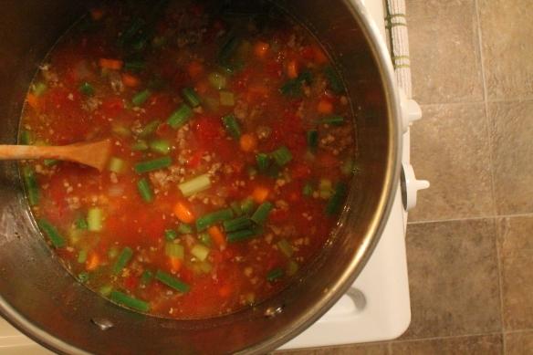 Let the Soup Boil