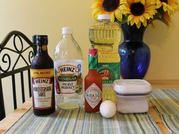 good chicken wing sauce ingredients